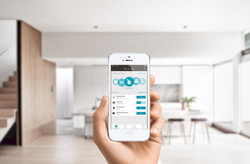 Gira App bei Elektro Sasse Bremerhaven