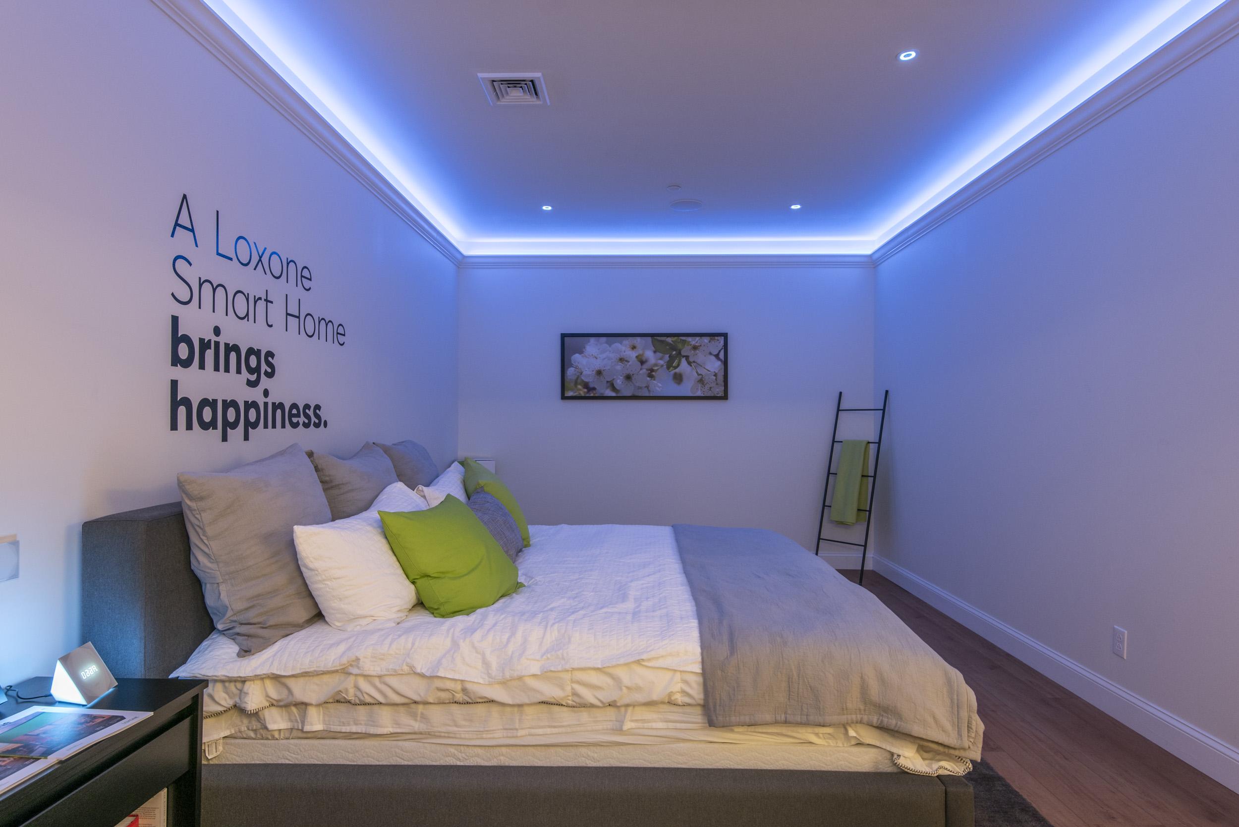 Loxone Smart Home Lichtsteuerung bei Elektro Sasse Bremerhaven