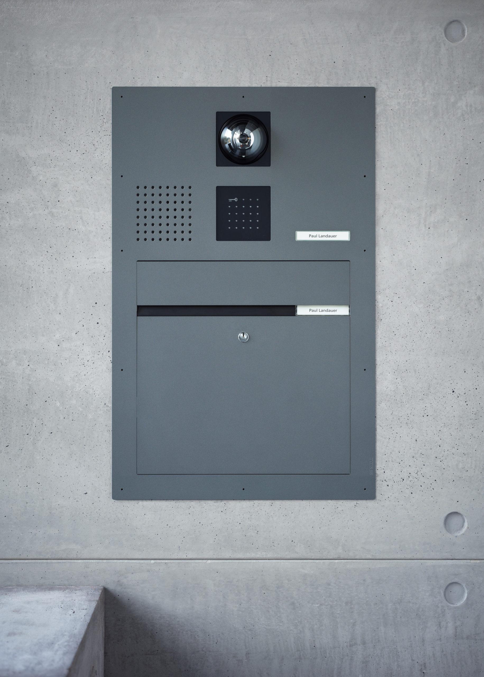Siedle Classic Sprechanlage dunkel bei Elektro Sasse Bremerhaven