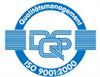 Logo DQS – Zulassungen und Zertifikate